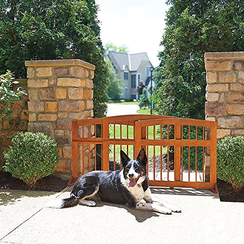 Outdoor Pet Gate For Deck