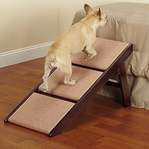This decorative and versatile step stool for dogs also doubles as a doggie r&. It currently has a five star rating on Amazon.com with over 500 reviews. & Step Stools for Dogs - GatesAndSteps.com islam-shia.org
